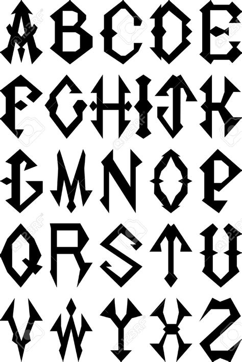 graffiti writing styles alphabet alphabet letters style