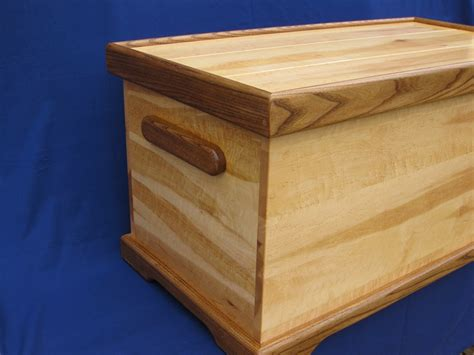 Tibia Top Handle M Cedar Wood flat top trunk cedar chest chest steamer trunks blanket chest keepsake box storage trunks
