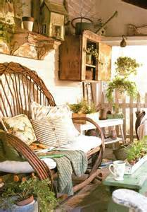 Corner Garden Summer House - country rustic porch love it patio porch garden and landscapin