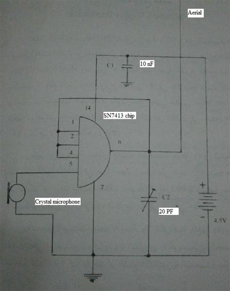 how to make inductor for fm transmitter the simplest fm transmitter without coil inductor