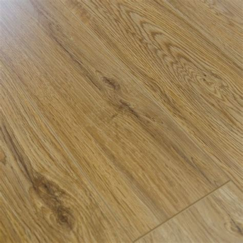 15mm moscow high gloss oak v groove laminate flooring