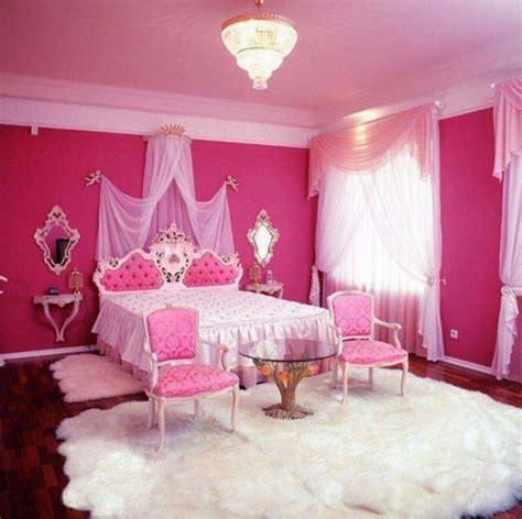 pink colour bedroom decoration color therapy for your home interior designing ideas