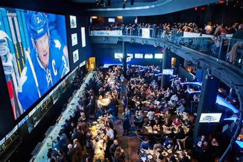 Top Sports Bars by The Top 10 Sports Bars In Toronto