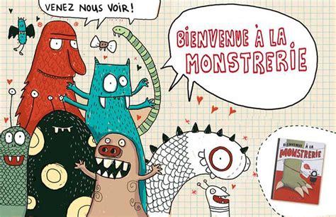 bienvenue 224 la monstrerie elise gravel