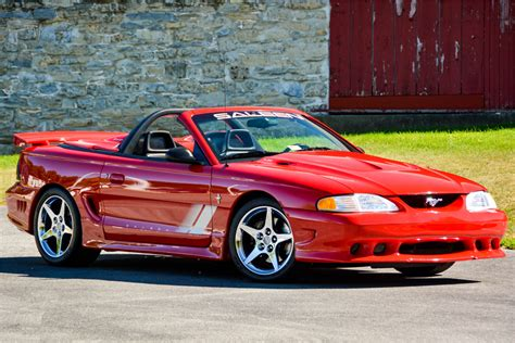manual cars for sale 1996 ford mustang parking system 1996 saleen s 351 convertible 201627