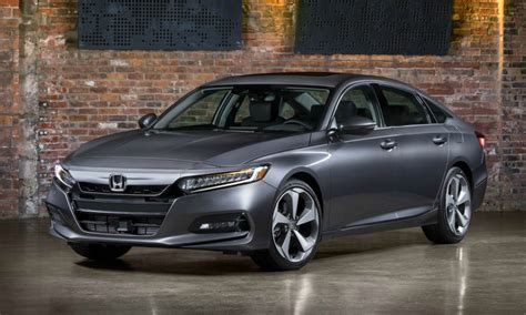 Honda Accord New Model 2018 by New 2018 Honda Accord Adopts Bolder Style More Tech And