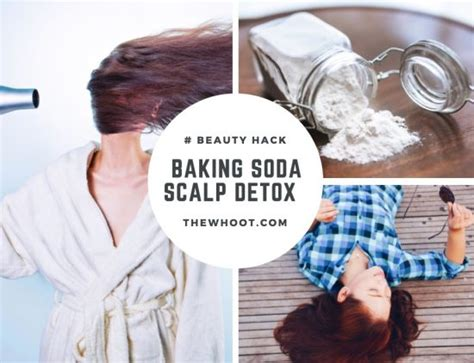 Craft Scalp Detox by Baking Soda Scalp Detox