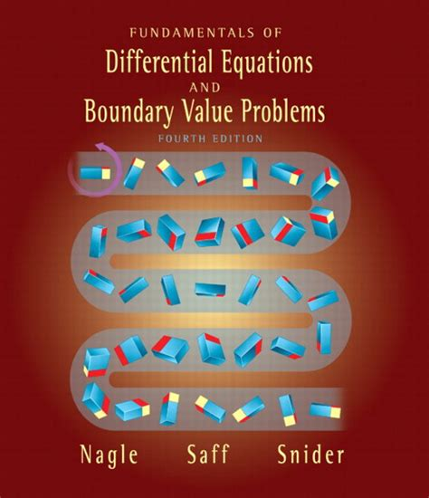 student s solutions manual for fundamentals of differential equations 8e and fundamentals of differential equations and boundary value problems 6e ebook fundamentals of differential equations 6th edition