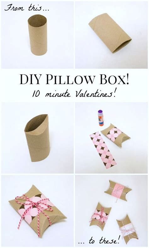 pillow box basteln diy valentines pillow boxes pictures photos and images