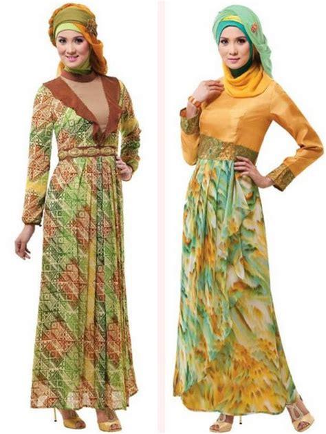 design gamis terbaru 2015 gambar model baju gamis muslim pesta modern terbaru murah 2017