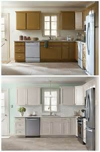 Kitchen Cabinets Refacing Diy by 10 Diy Cabinet Refacing Ideas Diy Ready