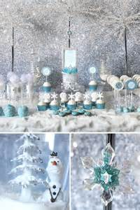 Frozen Table by Frozen Inspiration Lottie And Me