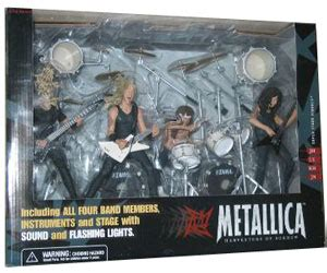 Metalica Boxed Set Figure Figure toydorks mcfarlane toys metallica box set harvester of sorrow