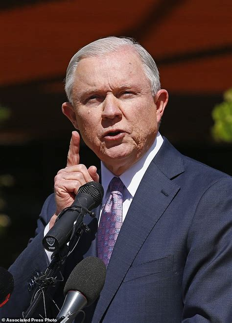 jeff sessions news conference during border visit sessions outlines immigration plan