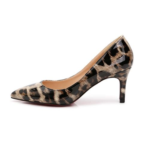 Big Heels 2016 s shoes big size 42 small 34 7cm pointed toe low heels pumps s work shoes
