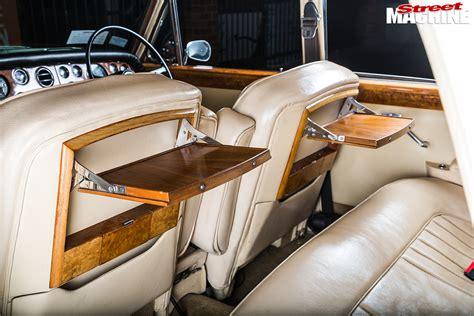 Rolls Royce Silver Shadow Interior by Slammed 1965 Rolls Royce Silver Shadow