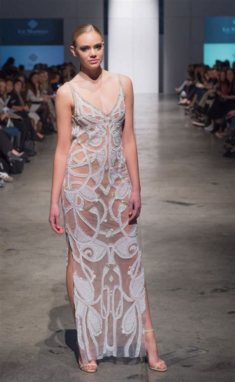 Clearly Fashion See Through Trends Couture In The City Fashion by Bridal Fashion Week Australia Shows New Bridal Trends Will