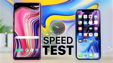 samsung galaxy note 9 vs iphone x speed test samsung galaxy note 9 vs iphone x speed test iphone