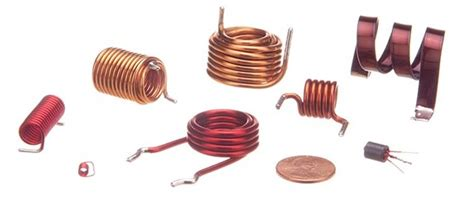 how to make air inductor basic electronics types of inductors
