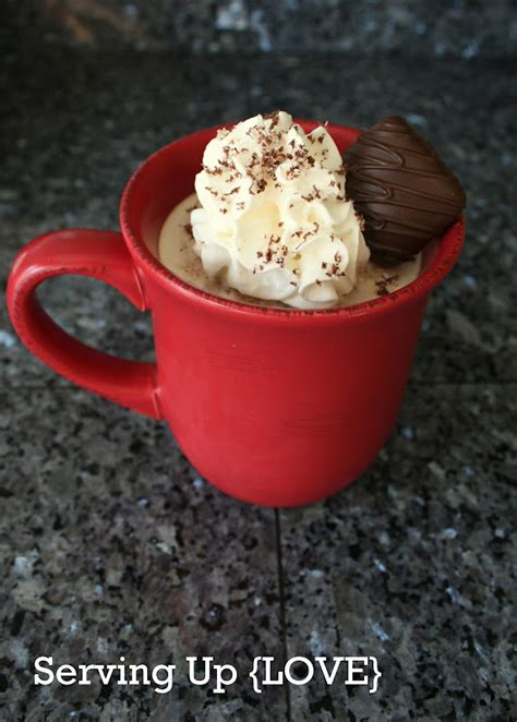 Warm Up With Some Frozzzen Chocolate 3 by Katherine S Kitchen Serving Up Dessert Frozen