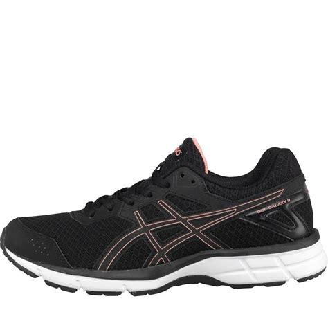 Gel Galaxy 9 Running Shoes Asics buy asics womens gel galaxy 9 neutral running shoes black