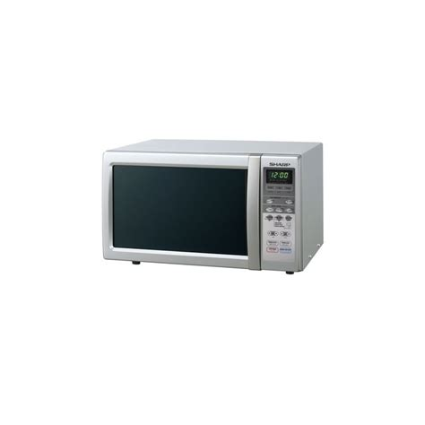 Microwave Sharp R 299in S sharp microwave 22 lt silver r 241r s cairo sales stores