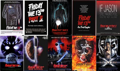 film seri friday the 13th ranking all 12 friday the 13th films bloody disgusting