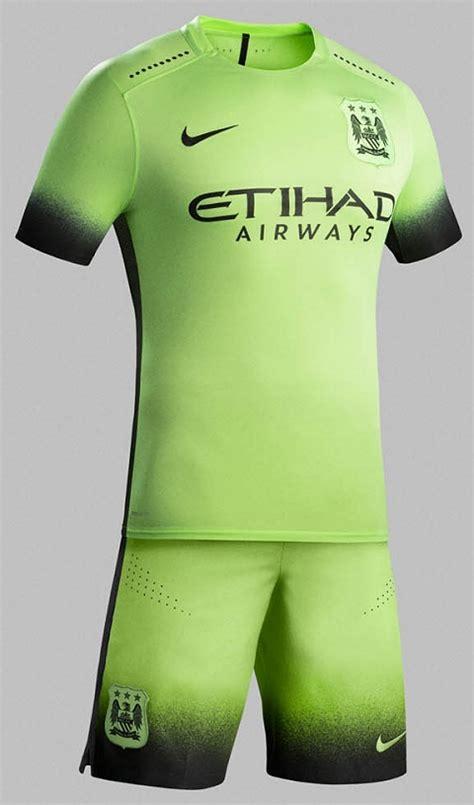 Jersey Manchester City 3rd 201516 nike manchester city fc 2015 16 third jersey