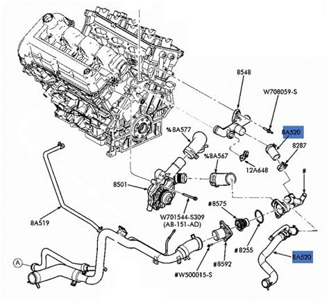ford taurus cooling system diagram 1998 ford taurus cooling system diagram auto engine and