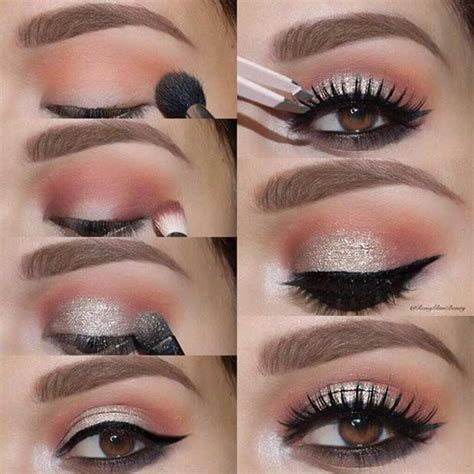 eyeshadow tutorial instagram 21 easy step by step makeup tutorials from instagram