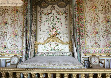 marie antoinette bedroom the palace of versailles girl in the garage 174