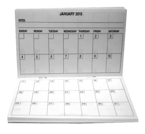 6 best images of free printable pocket calendars 2015