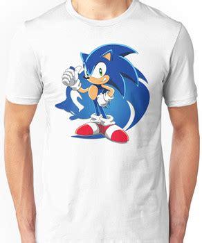 Tshirtt Shirt Kaos Sonc 750 sonic the hedgehog t shirts teenormous