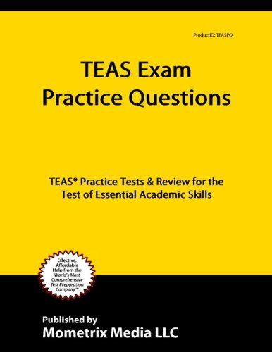 teas exam practice questions teasa practice tests review   test  essential academic