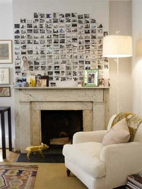 Ideas For Decorating Fireplace For by 22 Beautiful Gallery Walls Adding Personality To Modern