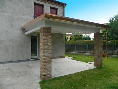 tettoie in muratura porticati