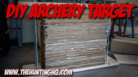 backyard archery target diy homemade archery target for backyard 25 youtube