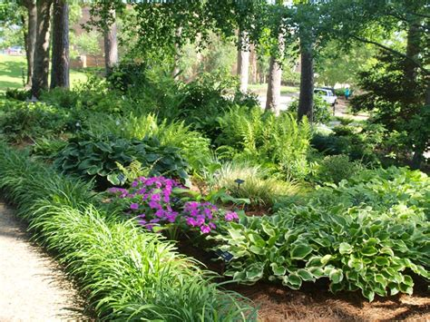 Shade Garden Ideas Landscape On Pinterest 54 Pins