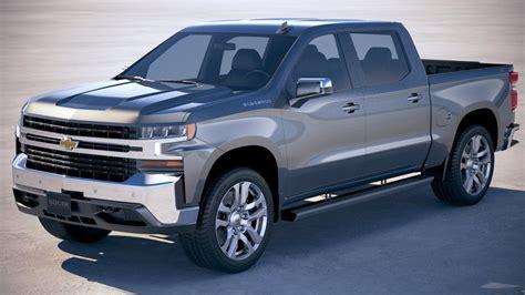 2019 Chevrolet Silverado by Chevrolet Silverado 1500 Lt 2019