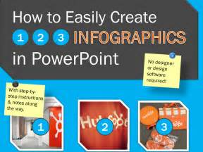 build your own infographics in powerpoint free pptx