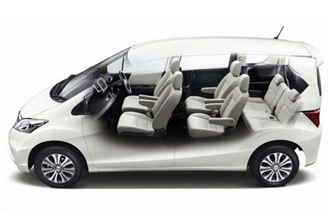 Tv Mobil Untuk Honda Freed review dan spesifikasi honda freed mobilkamu