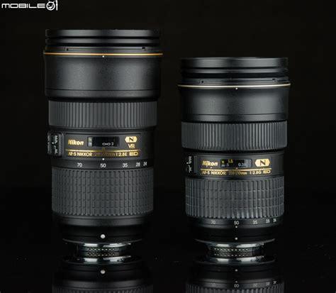 Lensa Nikon 24 70mm F 2 8 Vr Ii lens comparison nikon 24 70mm f 2 8e vr vs 24 70mm f 2 8g