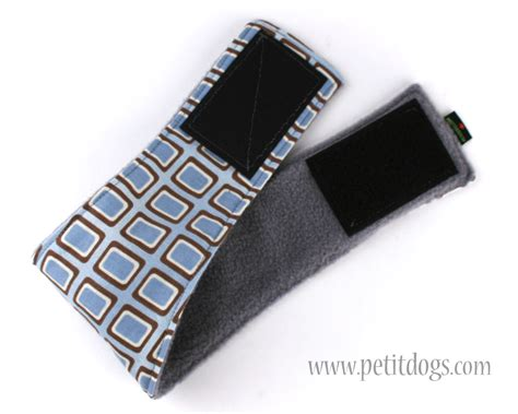 belly bands for dogs belly band for dogs stop marking blue squares pet it apparel