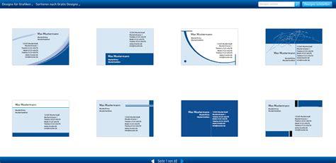 Visitenkarten Design Vorlagen Kostenlos Windows visitenkarten erstellen visitenkarten vorlagen