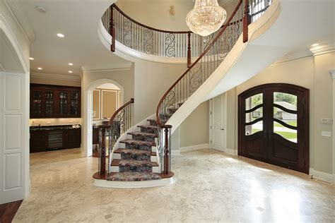 foyer staircase 27 gorgeous foyer designs decorating ideas designing idea