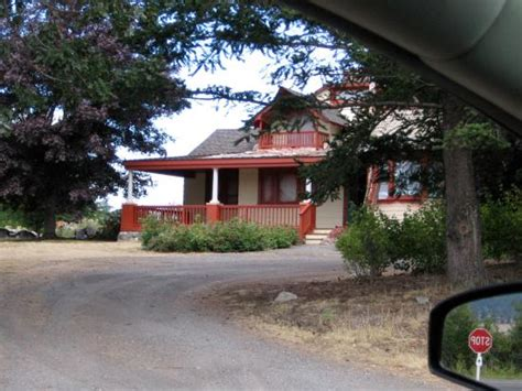 san juan islands bed and breakfast did a drive by of this bb as we were expected to tower house bed and breakfast
