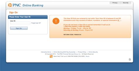 pnc bank login pnc bank personal banking account login sign on