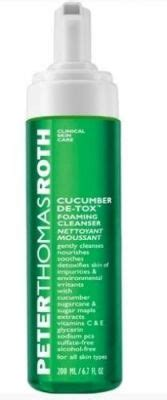 Roth Cucumber Detox Foaming Cleanser by Roth Cucumber Detox Foaming Cleanser 200 Ml