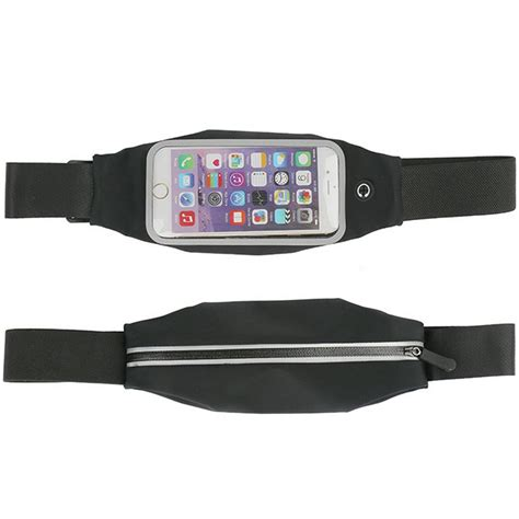 Waise Bag Mobile Phone Tas Pinggang Running waterproof running belt waist pouch pack sport hiking bag for cell phone ebay