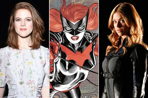 actors who could play batman in the arrowverse who should play batwoman in the arrowverse crossover ew